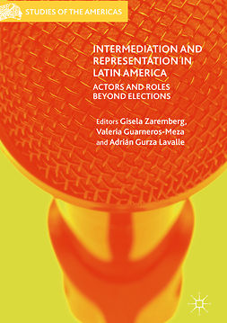 Guarneros-Meza, Valeria - Intermediation and Representation in Latin America, e-kirja
