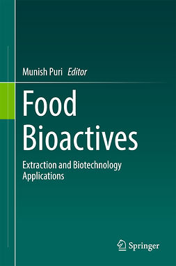 Puri, Munish - Food Bioactives, e-bok