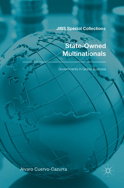 Cuervo-Cazurra, Alvaro - State-Owned Multinationals, ebook
