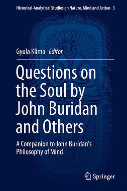 Klima, Gyula - Questions on the Soul by John Buridan and Others, ebook