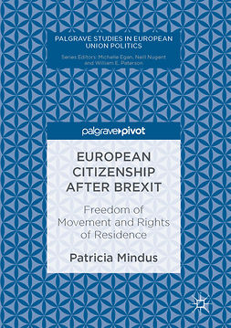 Mindus, Patricia - European Citizenship after Brexit, e-kirja