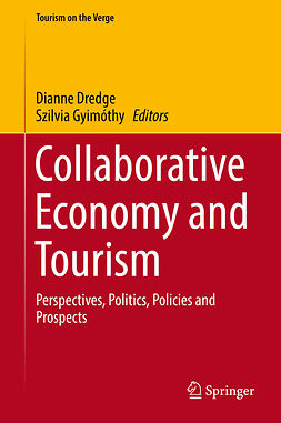Dredge, Dianne - Collaborative Economy and Tourism, e-bok