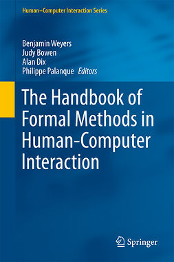 Bowen, Judy - The Handbook of Formal Methods in Human-Computer Interaction, e-bok