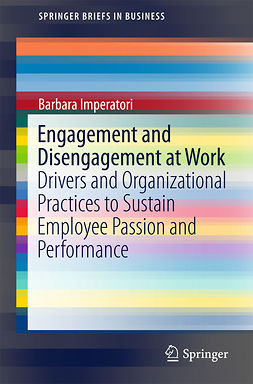 Imperatori, Barbara - Engagement and Disengagement at Work, ebook