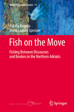 Rogelja, Nataša - Fish on the Move, e-kirja