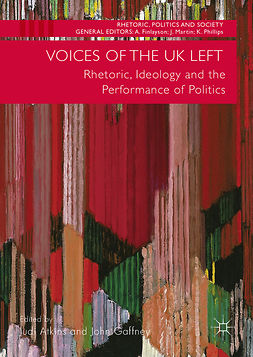 Atkins, Judi - Voices of the UK Left, e-bok