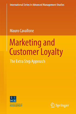 Cavallone, Mauro - Marketing and Customer Loyalty, ebook
