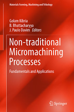 Bhattacharyya, B. - Non-traditional Micromachining Processes, ebook