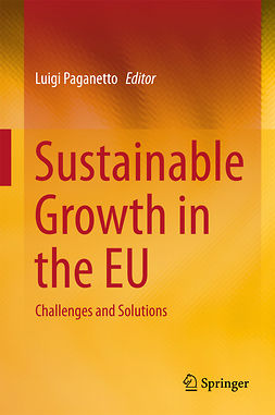 Paganetto, Luigi - Sustainable Growth in the EU, ebook