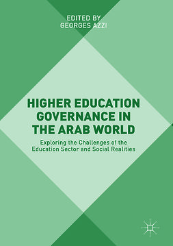 Azzi, Georges - Higher Education Governance in the Arab World, ebook
