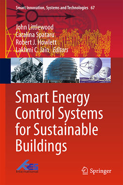 Howlett, Robert J. - Smart Energy Control Systems for Sustainable Buildings, e-kirja