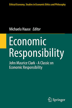 Haase, Michaela - Economic Responsibility, ebook