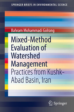 Golrang, Bahram Mohammadi - Mixed-Method Evaluation of Watershed Management, ebook