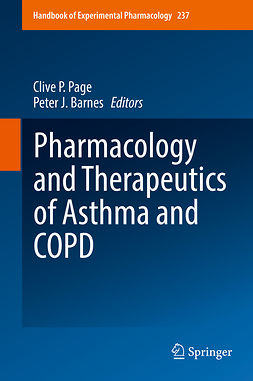 Barnes, Peter J. - Pharmacology and Therapeutics of Asthma and COPD, e-kirja