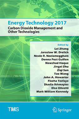Drelich, Jaroslaw W. - Energy Technology 2017, ebook