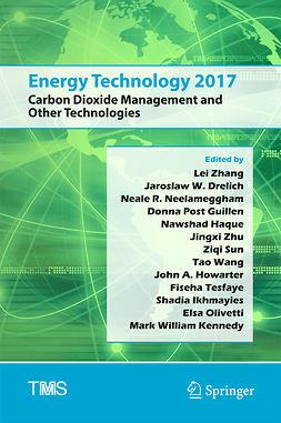 Drelich, Jaroslaw W. - Energy Technology 2017, e-bok
