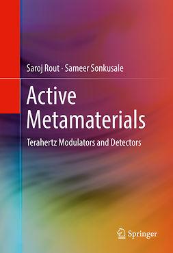 Rout, Saroj - Active Metamaterials, ebook
