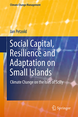 Petzold, Jan - Social Capital, Resilience and Adaptation on Small Islands, ebook