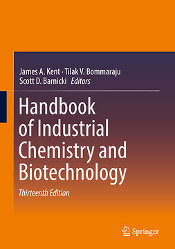 Barnicki, Scott D. - Handbook of Industrial Chemistry and Biotechnology, e-kirja