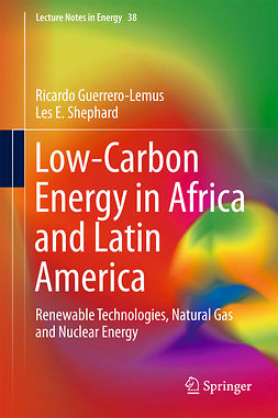 Guerrero-Lemus, Ricardo - Low-Carbon Energy in Africa and Latin America, ebook