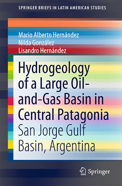 González, Nilda - Hydrogeology of a Large Oil-and-Gas Basin in Central Patagonia, ebook
