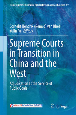 Fu, Yulin - Supreme Courts in Transition in China and the West, e-kirja