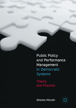 Mizrahi, Shlomo - Public Policy and Performance Management in Democratic Systems, ebook