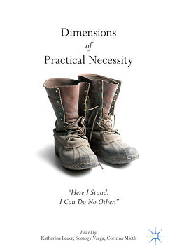 Bauer, Katharina - Dimensions of Practical Necessity, ebook