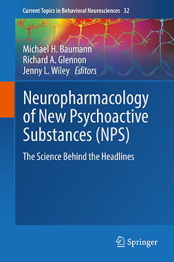 Baumann, Michael H. - Neuropharmacology of New Psychoactive Substances (NPS), e-kirja