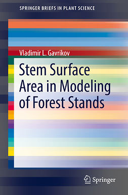 Gavrikov, Vladimir L. - Stem Surface Area in Modeling of Forest Stands, ebook