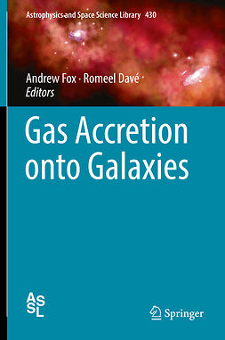 Davé, Romeel - Gas Accretion onto Galaxies, ebook