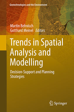 Behnisch, Martin - Trends in Spatial Analysis and Modelling, ebook