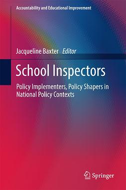 Baxter, Jacqueline - School Inspectors, ebook