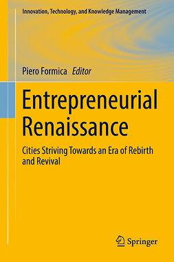 Formica, Piero - Entrepreneurial Renaissance, ebook