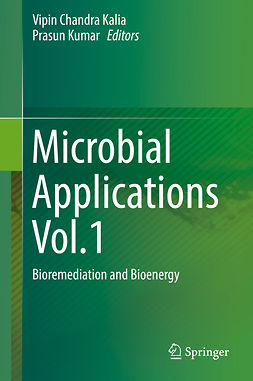 Kalia, Vipin Chandra - Microbial Applications Vol.1, ebook
