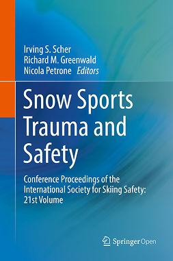 Greenwald, Richard M. - Snow Sports Trauma and Safety, e-kirja