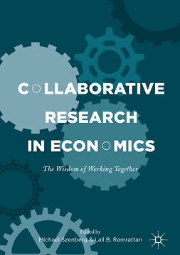 Ramrattan, Lall B. - Collaborative Research in Economics, ebook