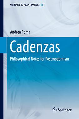 Poma, Andrea - Cadenzas, e-kirja
