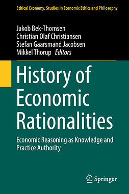 Bek-Thomsen, Jakob - History of Economic Rationalities, ebook