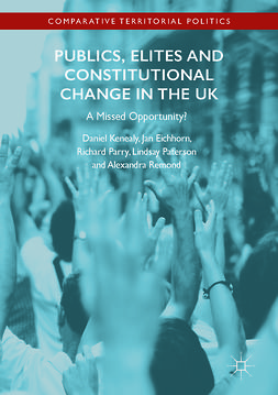 Eichhorn, Jan - Publics, Elites and Constitutional Change in the UK, ebook