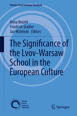Brożek, Anna - The Significance of the Lvov-Warsaw School in the European Culture, ebook
