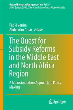 Araar, Abdlekrim - The Quest for Subsidy Reforms in the Middle East and North Africa Region, ebook