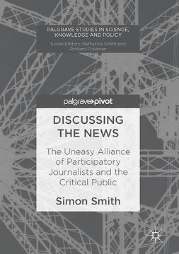 Smith, Simon - Discussing the News, e-bok
