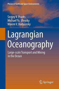 Budyansky, Maxim V. - Lagrangian Oceanography, ebook