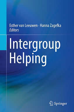Leeuwen, Esther van - Intergroup Helping, ebook