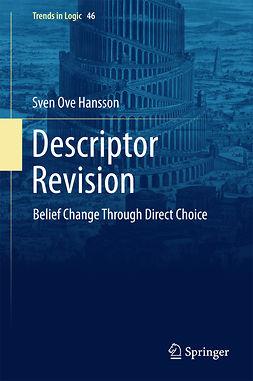 Hansson, Sven Ove - Descriptor Revision, e-kirja