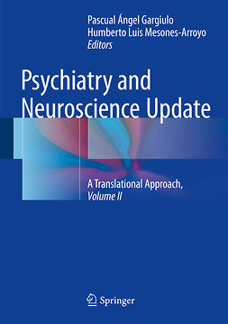 Gargiulo, Pascual Ángel - Psychiatry and Neuroscience Update - Vol. II, ebook