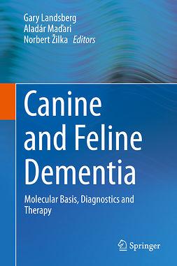 Landsberg, Gary - Canine and Feline Dementia, ebook