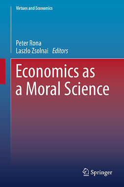 Rona, Peter - Economics as a Moral Science, e-bok