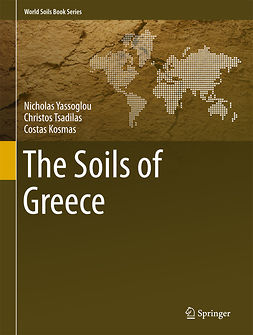 Kosmas, Costas - The Soils of Greece, ebook